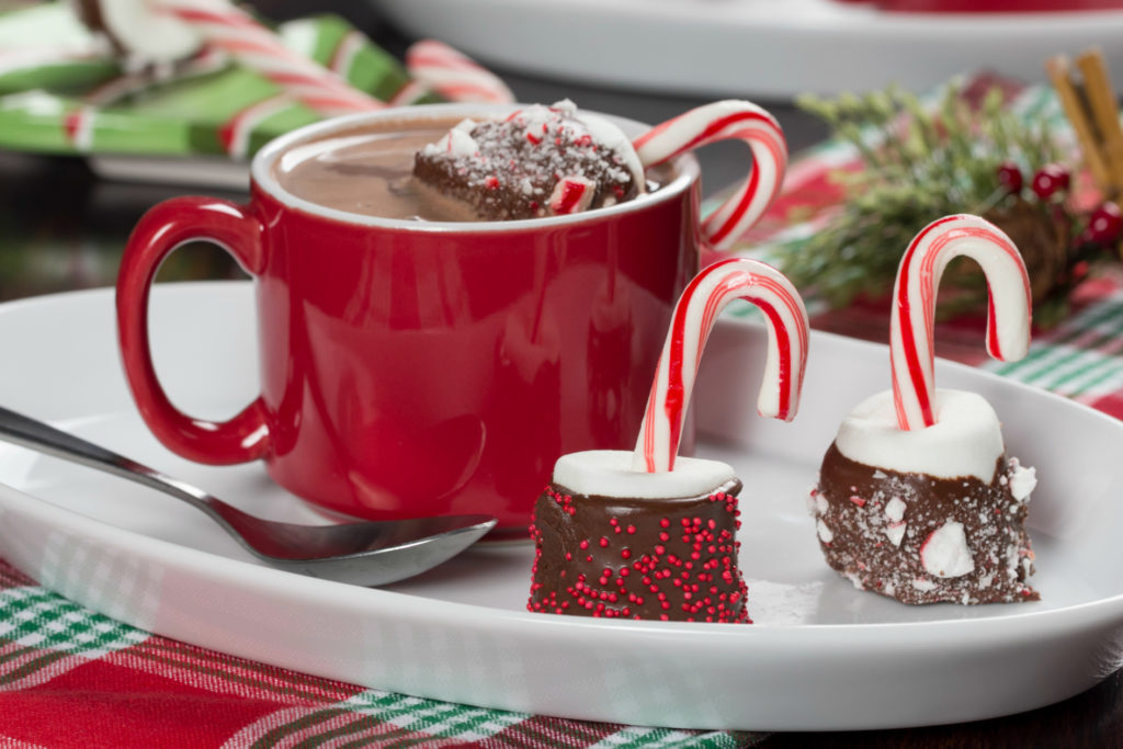 Hot Cocoa Dippers