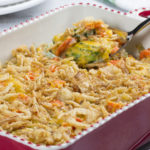 Zucchini and Carrot Casserole