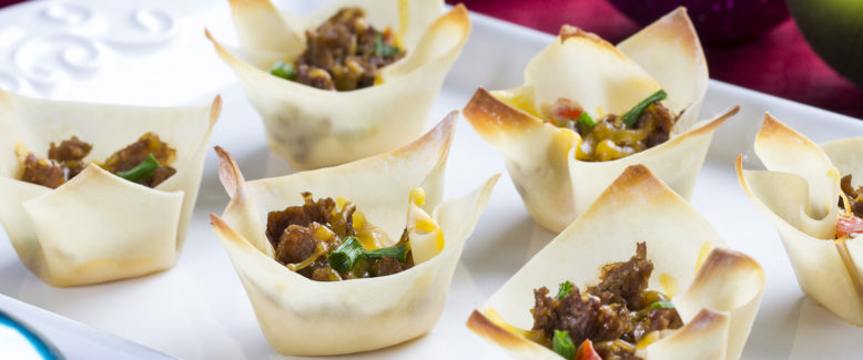 Vegetarian Party Appetizers for the Holidays