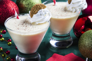 Gingersnap Eggnog Recipes