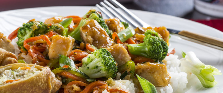 How to Make: Thai Chicken Stir Fry