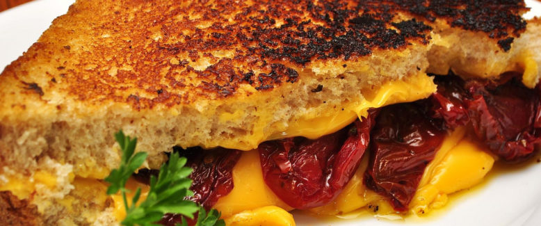Grilled Cheese: America's Sweetheart