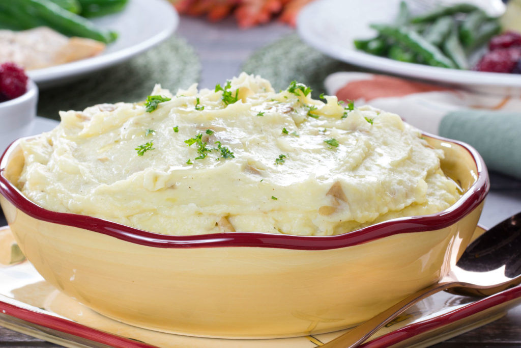 Fool 'Em Mashed Potatoes
